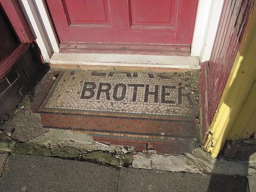 Saltburn 'Brothers' tiles