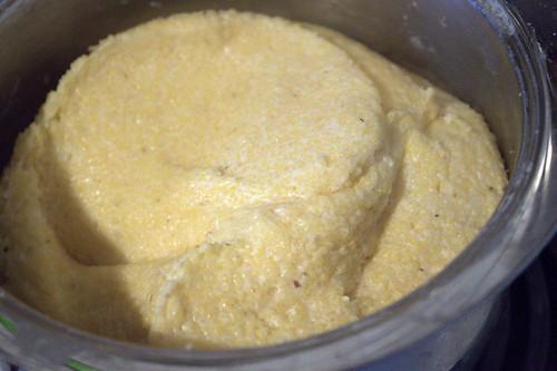 Making Polenta