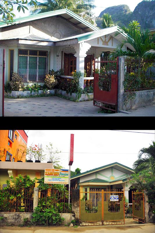 Zaniyas Pension, El Nido, Palawan