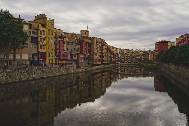 Girona - Cases de l'Onyar