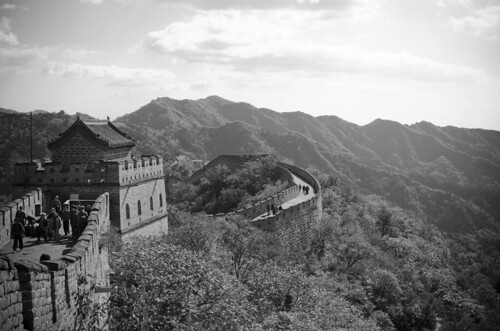 The Great Wall Of China by Jessica Dowse
