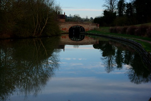 20130113-25_Still Waters - Grand Union Canal - Braunston by gary.hadden