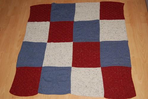 Americana Throw Blanket - Joey (10/12)