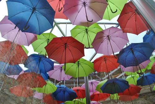 London - Umbrellas