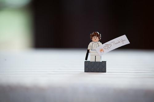 M&K's Star Wars Wedding