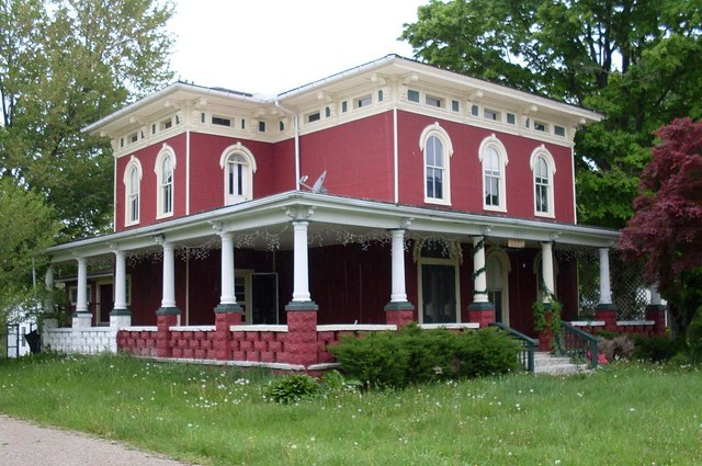 Red Italianate, Austinburg