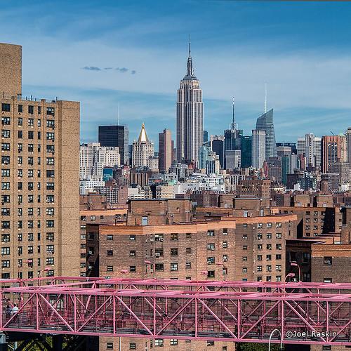 LES - Midtown View by Joel Raskin