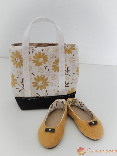 Shoes and Bag for Minifee