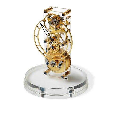 Clock - Ants tourbillon2