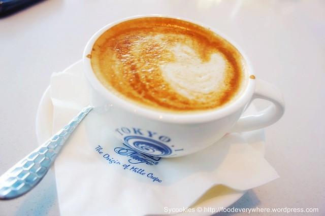 12. tky mlk cafe latte RM 8@nadeje
