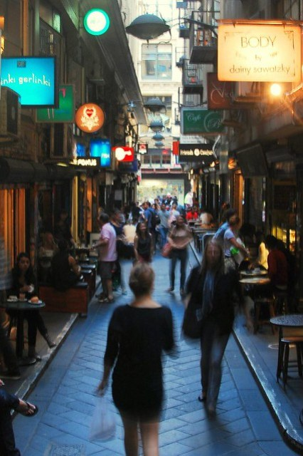 Melbourne Laneway 2
