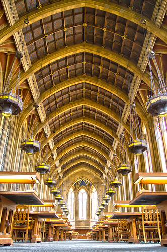 Suzzallo Library Reading Room
