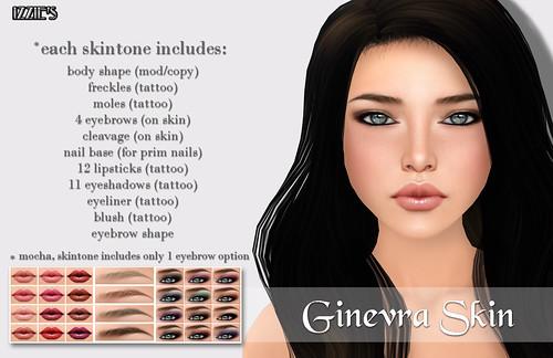Ginevra Skin