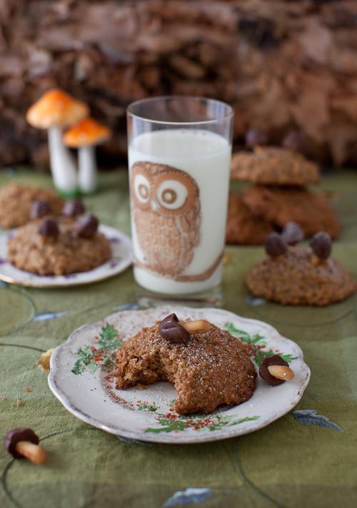 Oat Bran Healthy Cookie 2