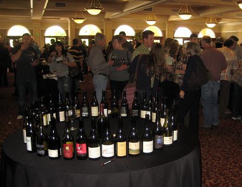 4/1/12 Santa Cruz Mountains Pinot Paradise