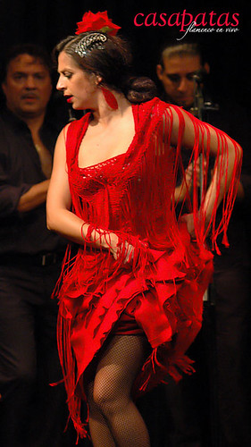 Raquela Ortega en Casa Patas. Foto: Martín Guerrero.