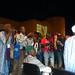 Frédéric Mitterrand, Malick Sidibé, Inauguration, Rencontres de la Photographie de Bamako, nov 2011 © Eric Benhamou