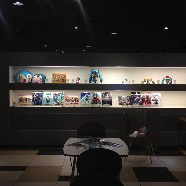 GSC x Karaoke no Tetsujin Cafe