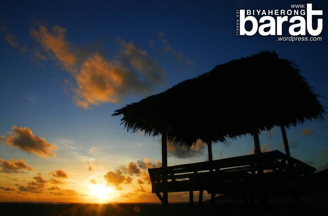 Sunrise in Puraran Beach Catanduanes