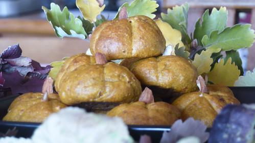 Pumpkin cookies - Biscotti alla zucca
