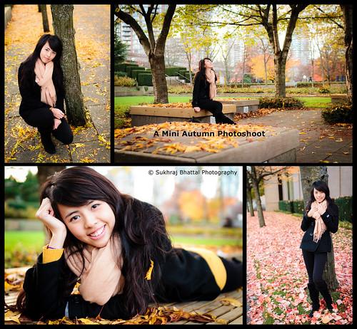 Day 677 - A Mini Autumn Photoshoot by SukhrajB