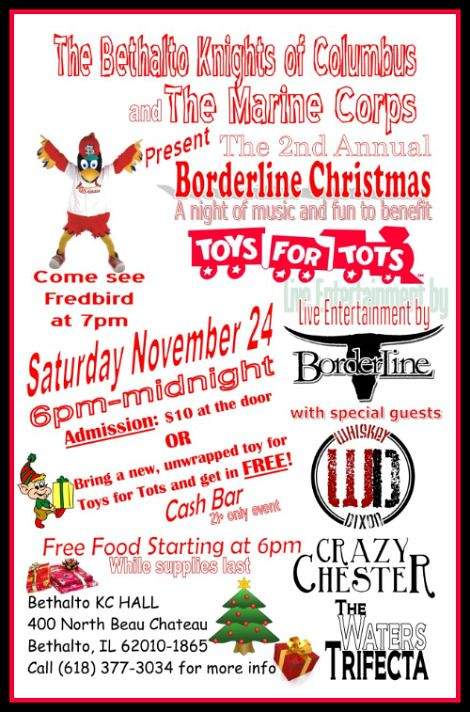 Toys for Tots 11-24-12