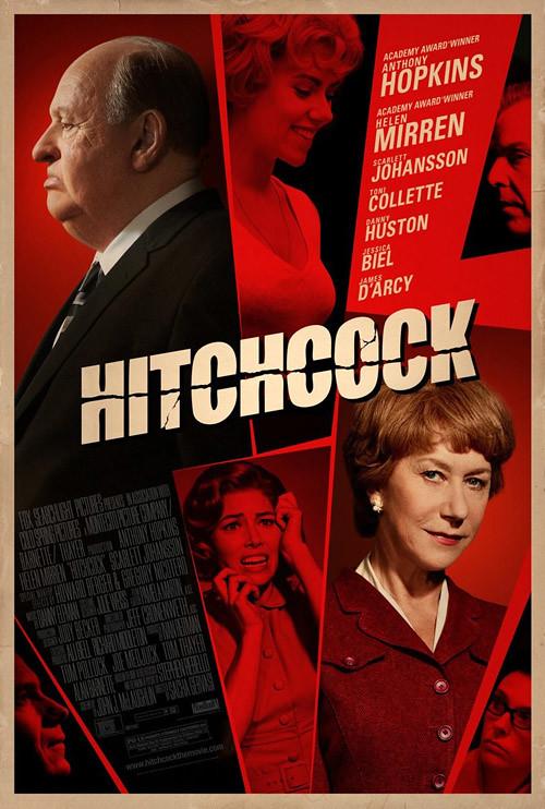 Nuevo trailer de Hitchcock — Poster