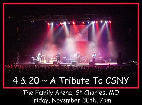 CSNY Tribute 11-30-12