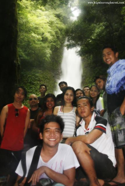 Kabigan Falls vacation in pagudpud ilocos norte