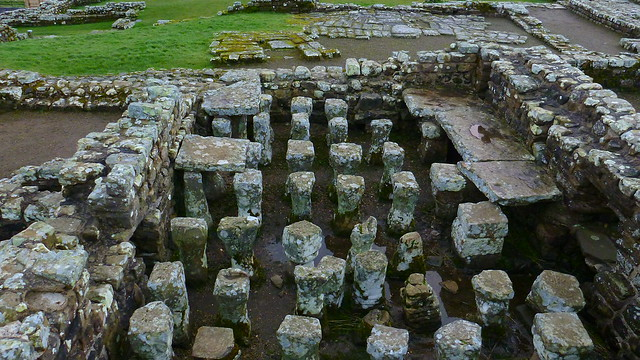 Hadrians Wall, Housesteads