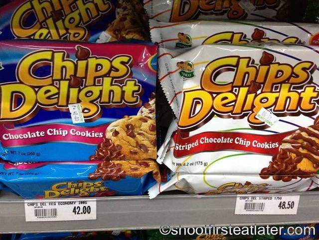 Chips Delight Cookies