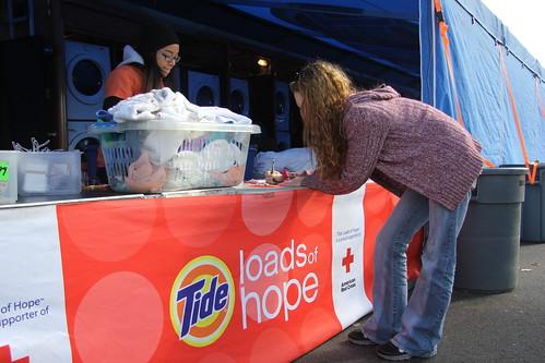 Sandy - Tide Loads of Hope