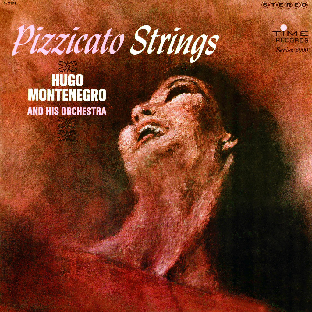 Hugo Montenegro - Pizzicato Strings