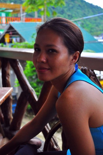 Breakfast at Art Cafe, El Nido
