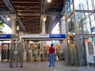 taking the Paris Metro-005