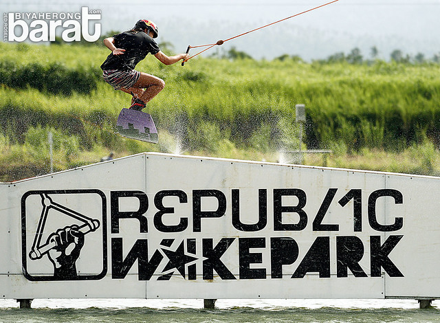 Laguna Calamba Nuvali Republic WakePark Wakeboarding