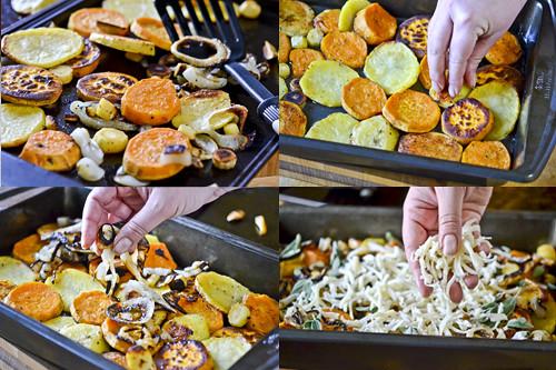 Vegetable Tarte Tatin 24