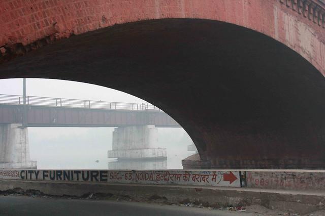 City Monument – Hindon Rail Bridge, Ghaziabad