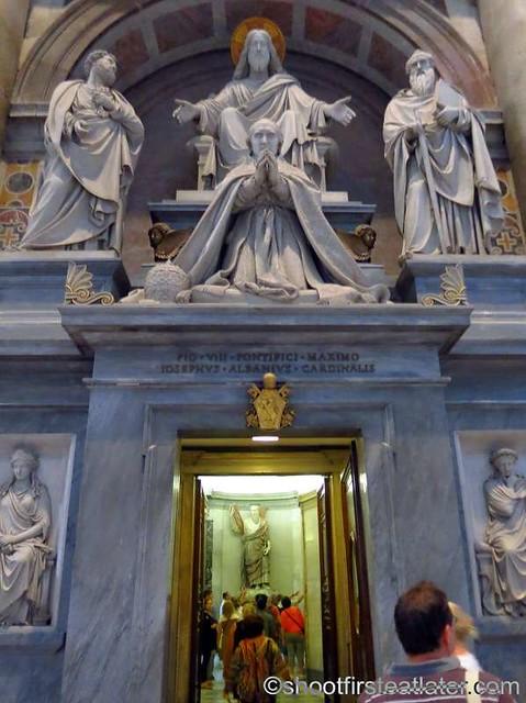 St. Peter's Basilica- Sacristy & Treasury Museum