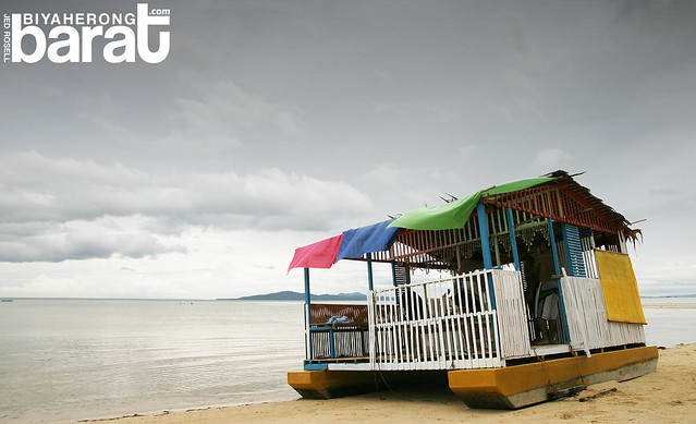 floating house in cagbalete island mvt sto nino quezon
