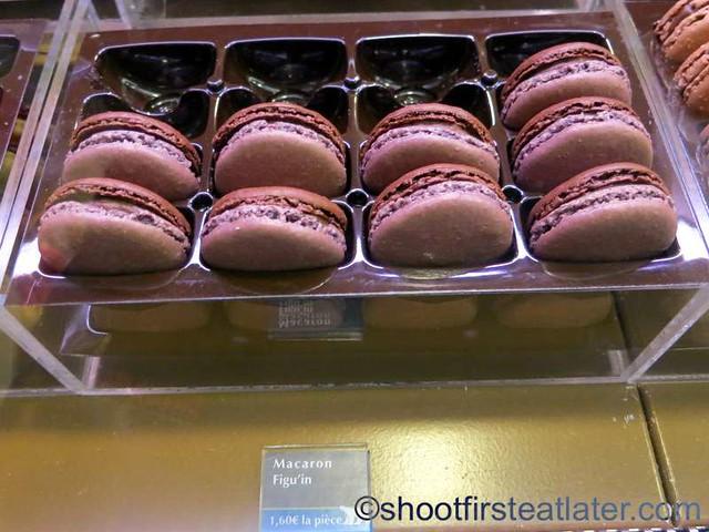 Jean-Paul Hevin macarons- fig