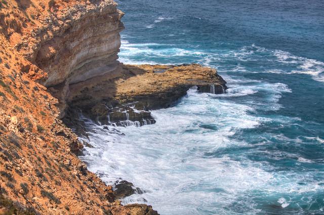 The Deadly Garth Rock, Quobba , Western Australia