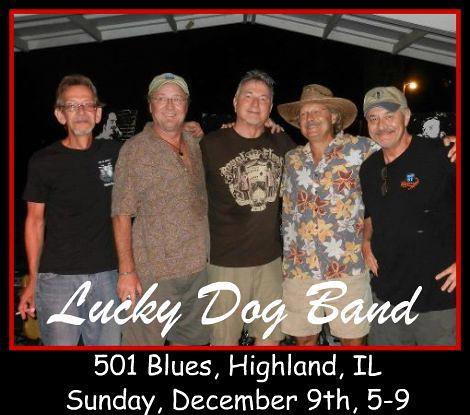Lucky Dog Band 12-9-12