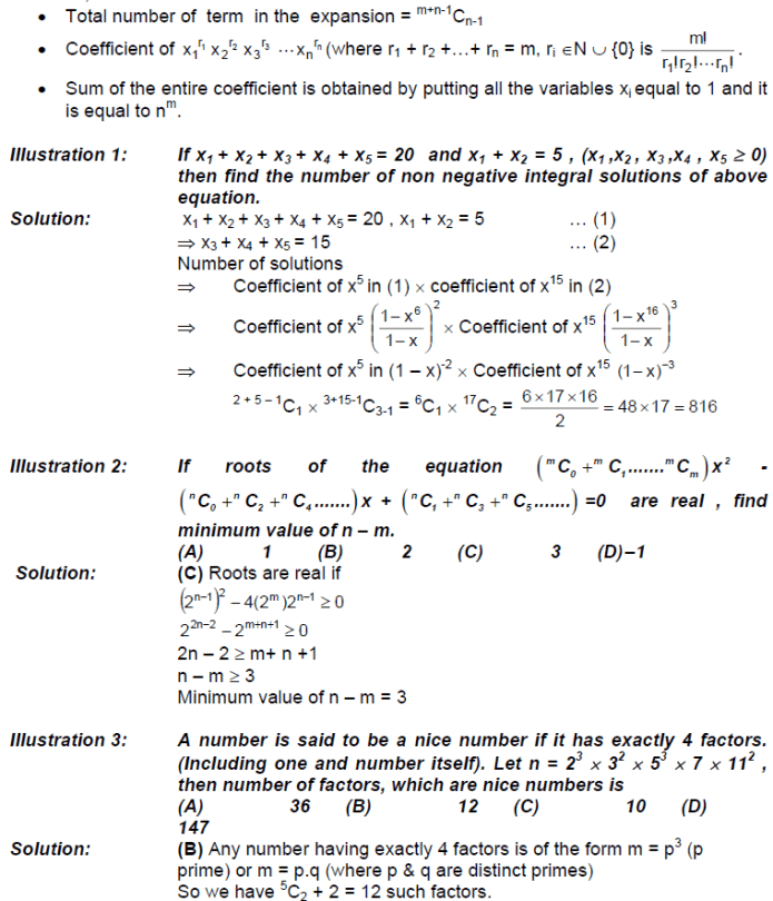 Multinomial Expansion