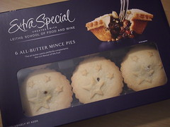 ASDA Extra Special 6 All-Butter Mince Pies - created with Leiths School of Food and Wine