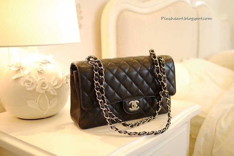 ▌Shopping ▌ 來的早不如來的巧 ‧ Chanel Classic Flap Bag