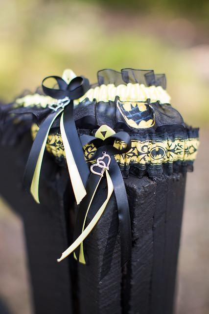 Batman garter