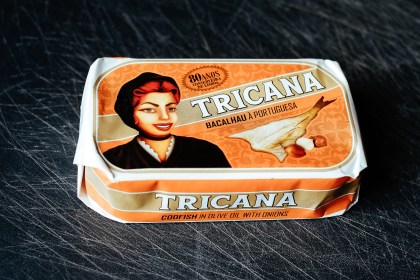 Canned fish: Tricana