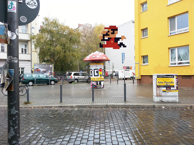Neighborhood Mario