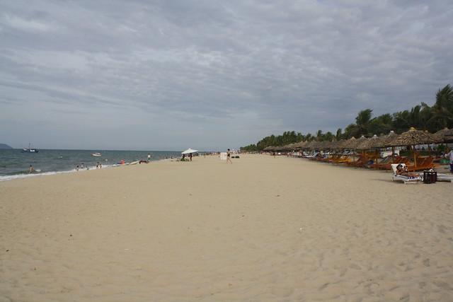 Beaches of Hoi An, Vietnam
